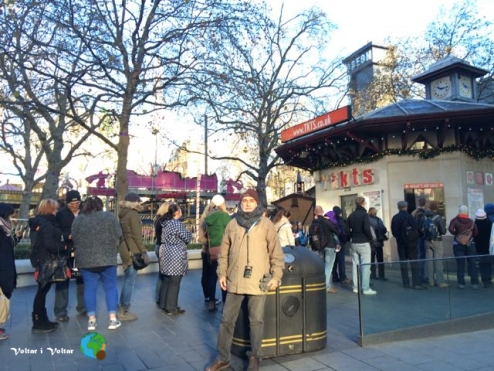 Londres -  Leicester Square - 7 desembre 2014 1-imp