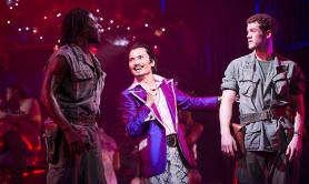 Miss Saigon, Prince Edward theatre, 2014