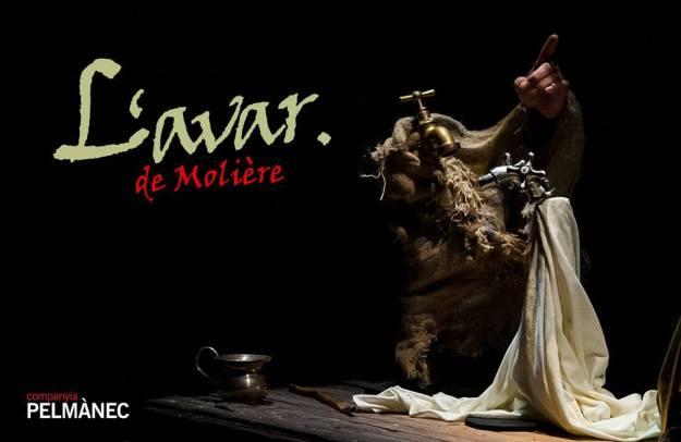 L'avar - La Vilella Teatre