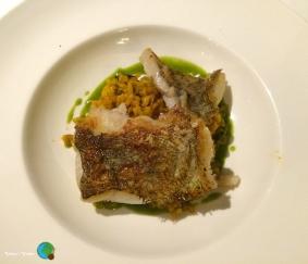 Restaurant Arbequina - arros melós amb peix de la llotja-imp
