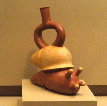 Cargol cultura Mochica