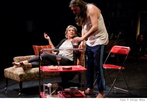 Cleopatra - Teatre Lliure - foto de Felipe Mena 1