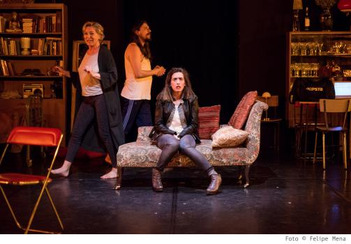 Cleopatra - Teatre Lliure - foto de Felipe Mena 2