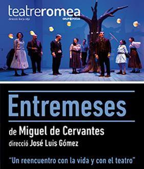 entremeses Teatre Romea