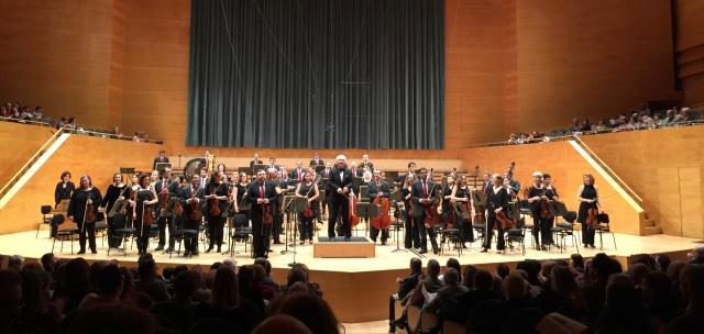 Concert de l'OBC - 8 novembre 2015 - - 1