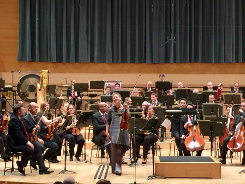 Concert de l'OBC - 8 novembre 2015 - - 2
