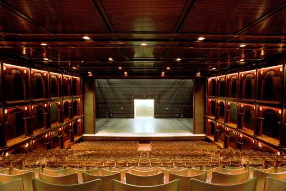 Teatre Lliure - sala