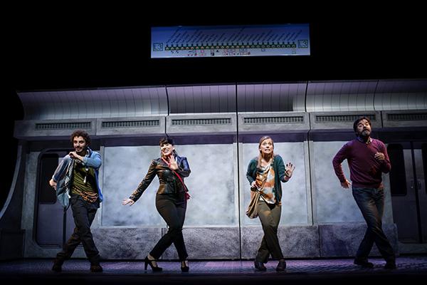 73 RAONS PER DEIXAR-TE - Teatre Goya 2