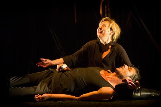 Antigona - Teatre Lliure 5