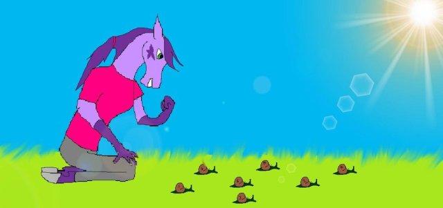 Cavall i cargols