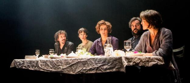 Edipo Rey - Teatre Lliure