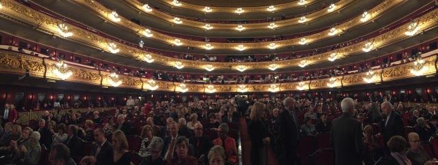 Gran Teatre del Liceu - 1