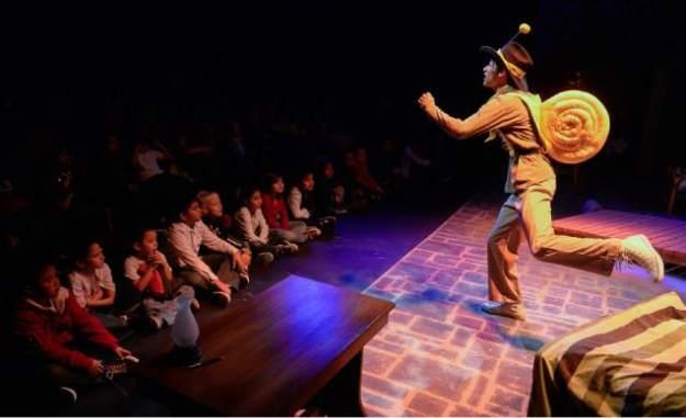 Teatre Musical amb Cargols