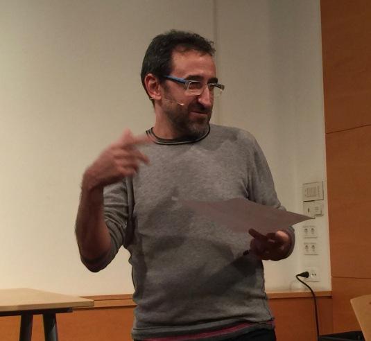 David Vericat - Comunicació i publics - Teatre Lliure - 2