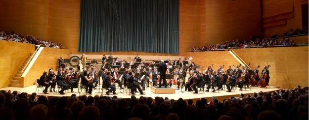 L'OBC - 5ena simfonia de Mahler - L'Auditori - 1