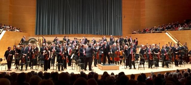 L'OBC - 5ena simfonia de Mahler - L'Auditori - 2