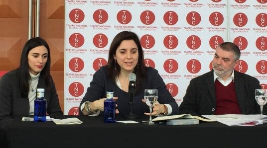 Roda de premsa - EPICENTRE GUIMERA - TNC - 3