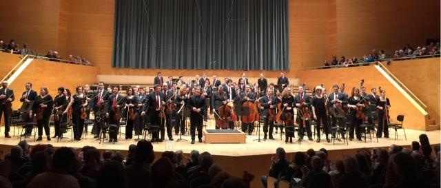 Concert de l'OBC amb Kazushi Ono - 21 febrer 2016 - - 2
