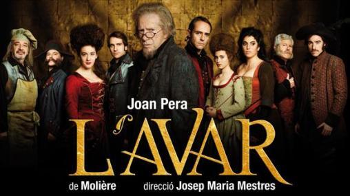 L'Avar - Teatre Goya 1