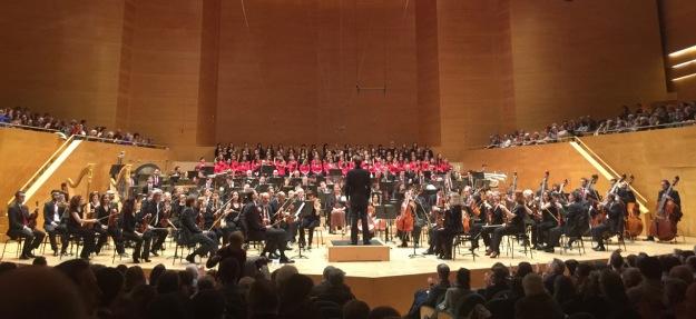 L'OBC 3era sinfonia de Mahler - L'Auditori - 1