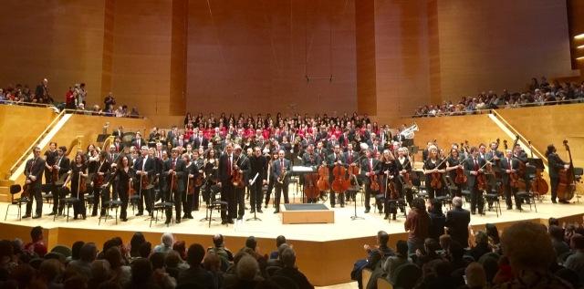 L'OBC 3era sinfonia de Mahler - L'Auditori - 2