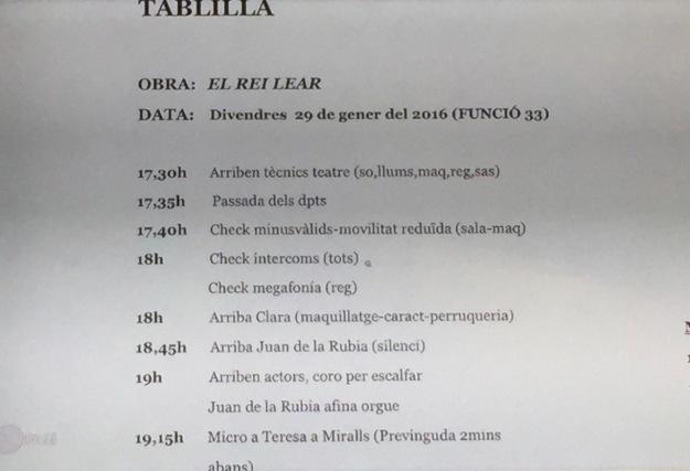 Oficis del Teatre - Regidoria Teatre LLiure - Maria Rosales - 11