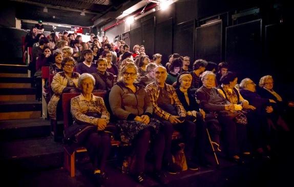 VIP homenatge a Severiano Naudin - Antic Teatre - 1