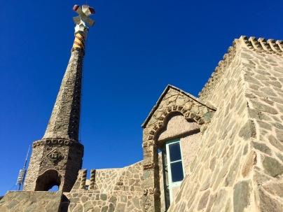terraçes torre Bellesguard - 1