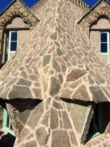 terraçes torre Bellesguard - 3