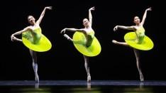 THE VERTIGINOUS THRILL OF EXACTITUDE Compañia Nacional de Danza 1