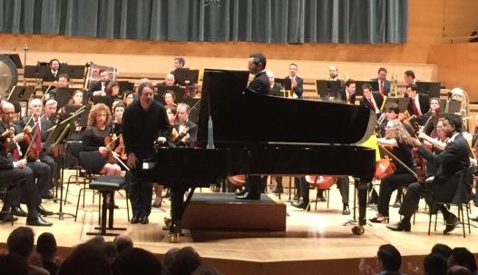 Concert de l'OBC - GERSHWIN - l'Auditori - 2