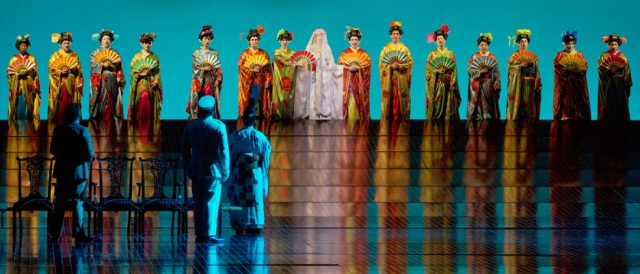MADAME BUTTERFLY - Met 1