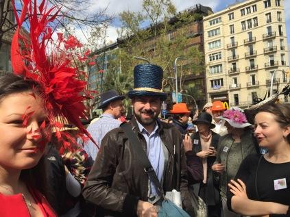 XII Passejada amb barret - 2016 - 12