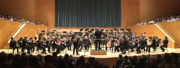Concert de l'OBC 22 maig 2016 - 1