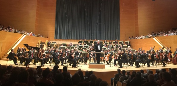 Concert de l'OBC 22 maig 2016 - 2