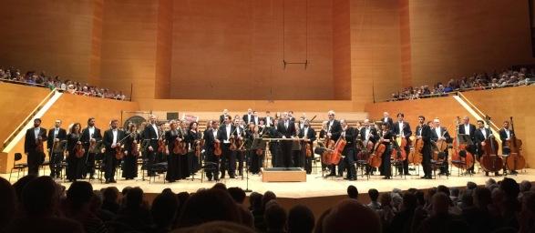 Concert Orquestra del Liceu a l'Auditori - Voltar i Voltar - 1