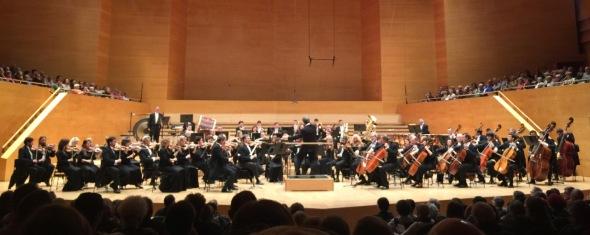 Concert Orquestra del Liceu a l'Auditori - Voltar i Voltar - 3