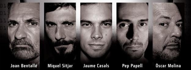 La Peixera - Versus Teatre - actors