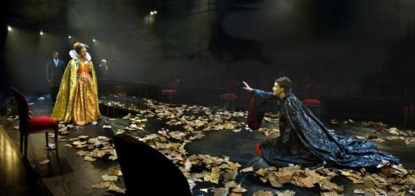 MARIA ESTUARD - Teatre Lliure - 0
