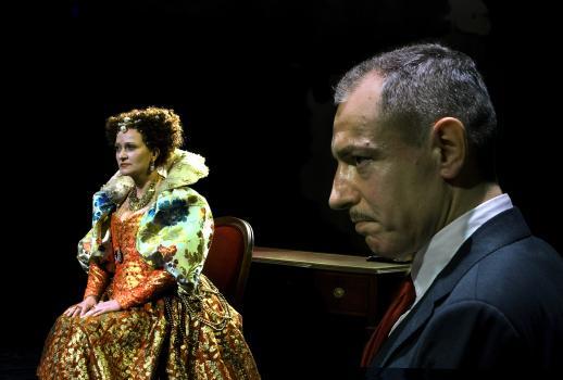 MARIA ESTUARD - Teatre Lliure - 2