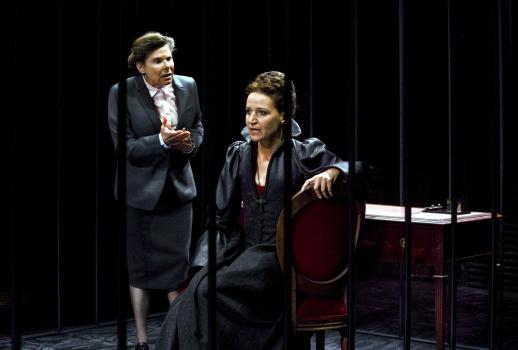 MARIA ESTUARD - Teatre Lliure