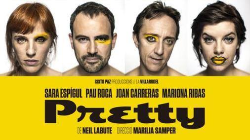 PRETTY - La Villarroel