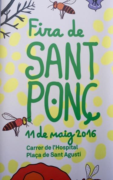 Sant Ponç 2016 - Voltar i Voltar - 1