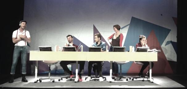 CALL CENTER - Teatre del Raval