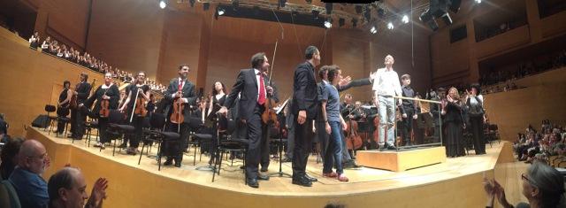 MISSA de Bernstein - l'Auditori - 1