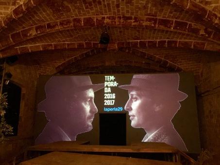 Biblioteca de Catalunya - trobada d'amics teatraires- Voltar i Voltar - 4
