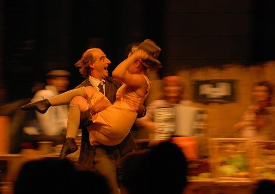 CIRKUS KLEZMER - Teatre Grec 2