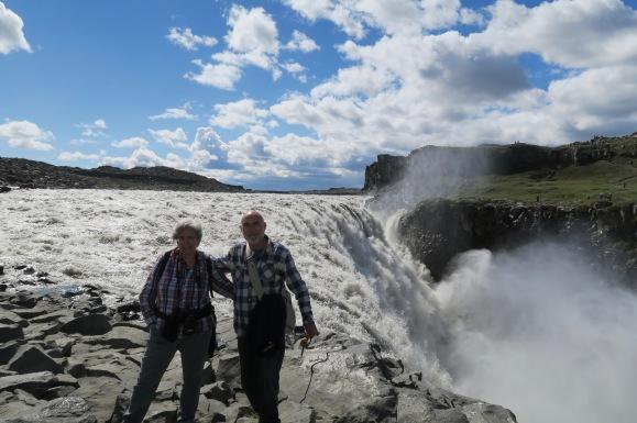 Islàndia - catarata Guldfoss - 1