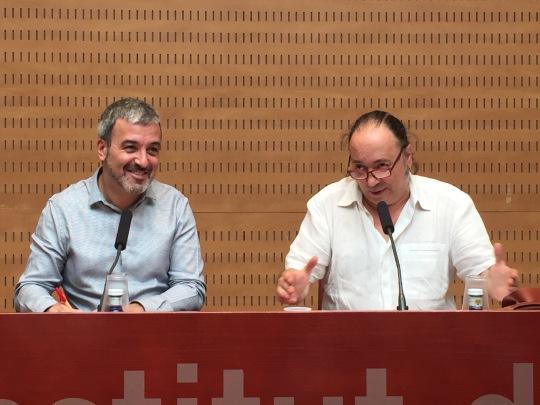 Roda de premsa Balanç Festival Grec2016 - Voltar i Voltar - 2