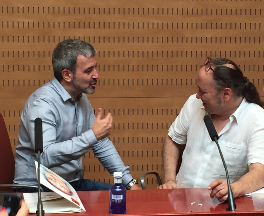 Roda de premsa Balanç Festival Grec2016 - Voltar i Voltar - 3